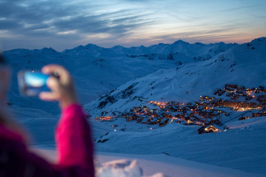 Hauts de Val Thorens de Nuit