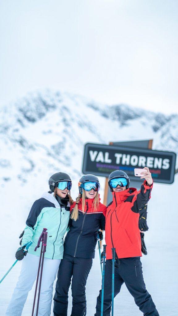 Ski amis Val Thorens